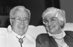 Leon and Pauline Blitzer