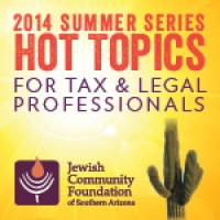 2014 Summer Series for Accountants and Attoneys