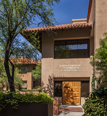 Jewish Community Foundation of Southern Arizona office